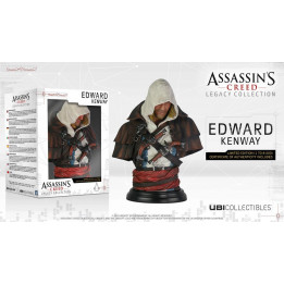 Coperta ASSASSINS CREED 4 BLACK FLAG EDWARD KENWAY BUST