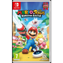 Coperta MARIO + RABBIDS KINGDOM BATTLE - SW