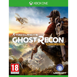 Coperta GHOST RECON WILDLANDS - XBOX ONE