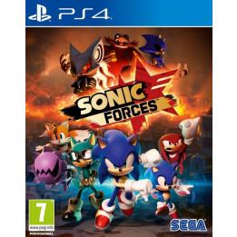 Coperta SONIC FORCES - PS4