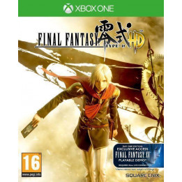 Coperta FINAL FANTASY TYPE-0 HD - XBOX ONE