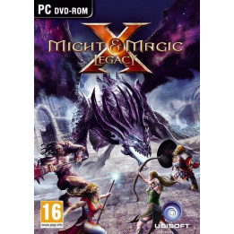 Coperta MIGHT AND MAGIC X LEGACY - PC