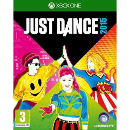 Coperta JUST DANCE 2015 - XBOX ONE