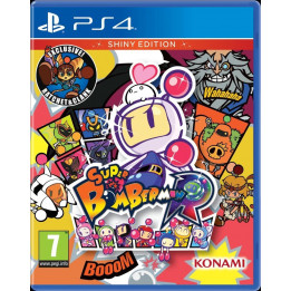 Coperta SUPER BOMBERMAN R SHINY EDITION - PS4