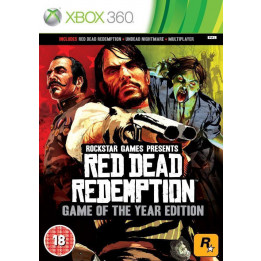 Coperta RED DEAD REDEMPTION GOTY - XBOX360