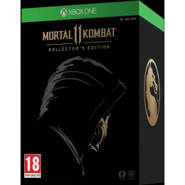 Coperta MORTAL KOMBAT 11 KOLLECTORS EDITION - XBOX ONE