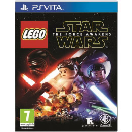 Coperta LEGO STAR WARS THE FORCE AWAKENS - PSV