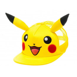 Coperta POKEMON PIKACHU WITH EARS SNAPBACK