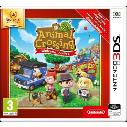 Coperta ANIMAL CROSSING NEW LEAF SELECTS - 3DS