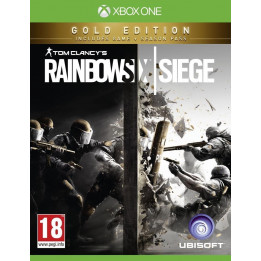 Coperta RAINBOW SIX SIEGE GOLD - XBOX ONE