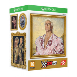 Coperta WWE 2K19 COLLECTORS EDITION - XBOX ONE
