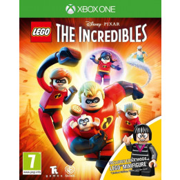 Coperta LEGO THE INCREDIBLES TOY EDITION - XBOX ONE