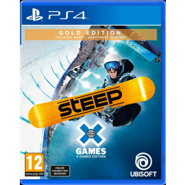 Coperta STEEP X GAMES EDITION - PS4