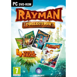 Coperta RAYMAN COLLECTION - PC