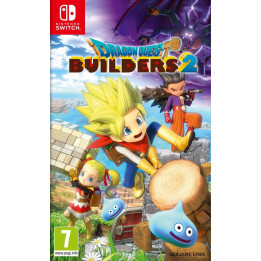 Coperta DRAGON QUEST BUILDERS 2 - SW