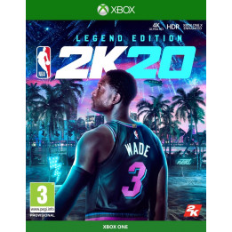 Coperta NBA 2K20 LEGEND EDITION - XBOX ONE