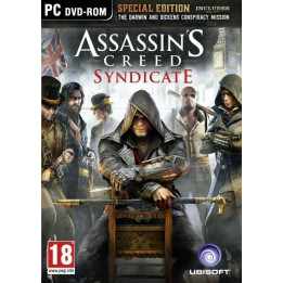 Coperta ASSASSINS CREED SYNDICATE SPECIAL EDITION - PC