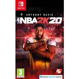 Coperta NBA 2K20 - SW