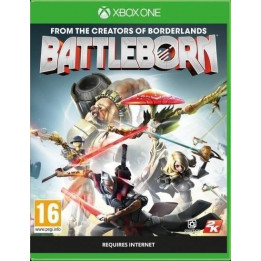 Coperta BATTLEBORN - XBOX ONE