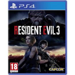 Coperta RESIDENT EVIL 3 REMAKE - PS4