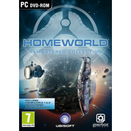 Coperta HOMEWORLD REMASTERED COLLECTION - PC
