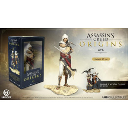 Coperta ASSASSINS CREED ORIGINS AYA FIGURINE