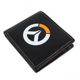 Coperta OVERWATCH FAUX LOGO LEATHER WALLET