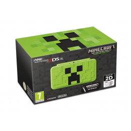 Coperta NINTENDO NEW 2DS XL MINECRAFT CREEPER EDITION - GDG