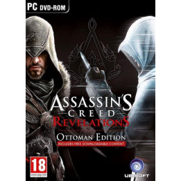 Coperta ASSASSINS CREED REVELATIONS OTTOMAN EDITION - PC