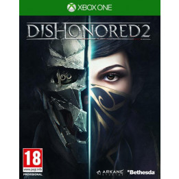 Coperta DISHONORED 2 - XBOX ONE