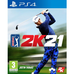 Coperta PGA TOUR 2K21 - PS4