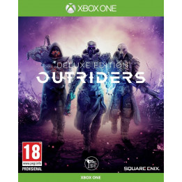 Coperta OUTRIDERS DELUXE EDITION - XBOX ONE