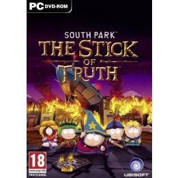 Coperta SOUTH PARK THE STICK OF TRUTH - PC