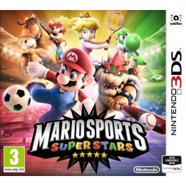Coperta MARIO SPORTS SUPERSTARS & 1 AMIIBO CARD - 3DS