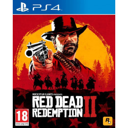 Coperta RED DEAD REDEMPTION 2 - PS4