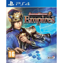 Coperta DYNASTY WARRIORS 8 EMPIRES - PS4