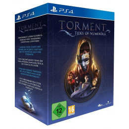 Coperta TORMENT TIDES OF NUMENERA COLLECTORS EDITION - PS4