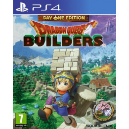 Coperta DRAGON QUEST BUILDERS D1 EDITION - PS4