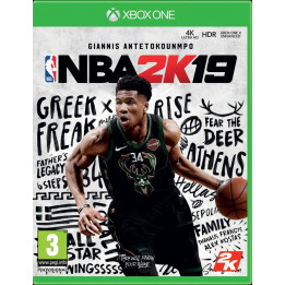 Coperta NBA 2K19 - XBOX ONE
