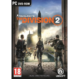 Coperta THE DIVISION 2 - PC