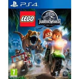 Coperta LEGO JURASSIC WORLD - PS4