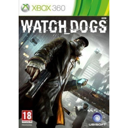 Coperta WATCH DOGS - XBOX360
