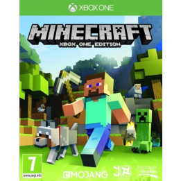 Coperta MINECRAFT - XBOX ONE