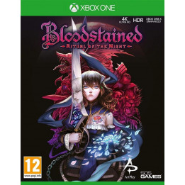 Coperta BLOODSTAINED - XBOX ONE