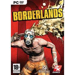 Coperta BORDERLANDS - PC