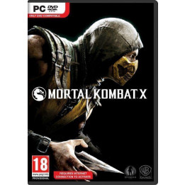 Coperta MORTAL KOMBAT X - PC