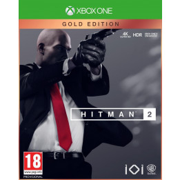 Coperta HITMAN 2 GOLD EDITION - XBOX ONE