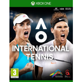 Coperta AO INTERNATIONAL TENNIS - XBOX ONE