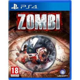 Coperta ZOMBI - PS4
