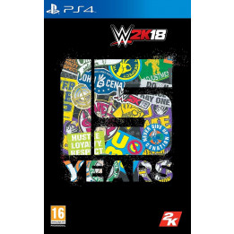 Coperta WWE 2K18 CENA (NUFF) EDITION - PS4